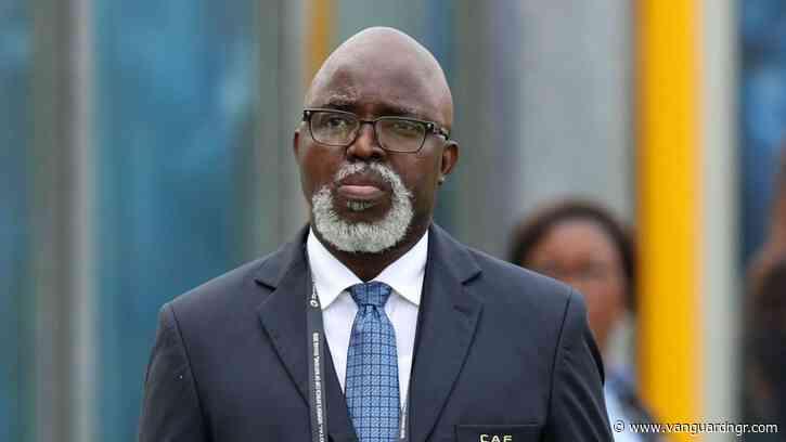 NFF boss, Pinnick refuses to rule out CAF presidency bid