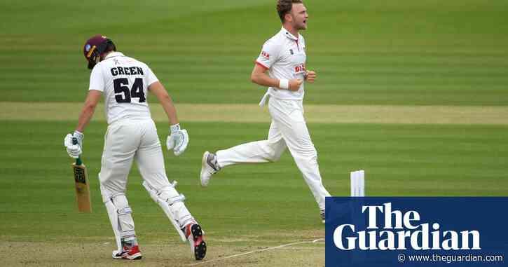 Essex edge day one of final despite Eddie Byrom's defiance for Somerset