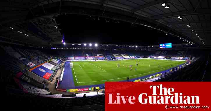 Leicester v Arsenal, Fleetwood v Everton: Carabao Cup third round – live!
