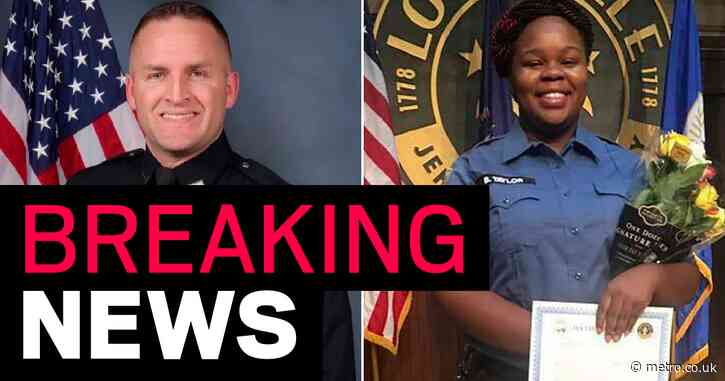 Cops who shot black paramedic Breonna Taylor dead won't be charged with killing her