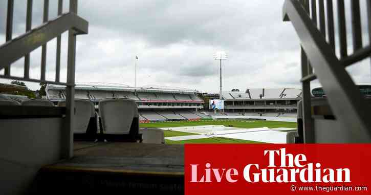 Somerset v Essex: day one of Bob Willis Trophy final – as it happened