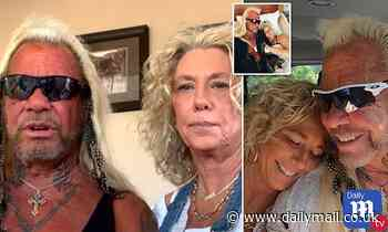 Dog The Bounty Hunter gushes about his new fianceé to DailyMailTV just a year after wife Beth died