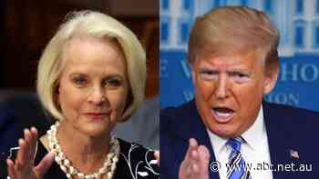 'Never a fan of John': Trump hits out after McCain's widow endorses Joe Biden