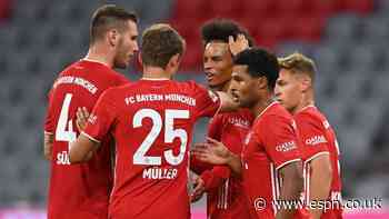 Bayern Munich look dominant in Bundesliga, but is their squad too thin to defend Treble?