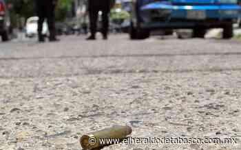 Balea a su novia en Tenosique; lo mata la policía - El Heraldo de Tabasco