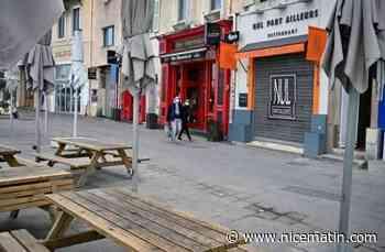 """Covid-19: """"alerte maximale"""" à Aix-Marseille, les bars et restaurants fermés à partir de samedi"""