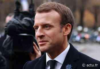 En déplacement à Longjumeau, Emmanuel Macron annonce le doublement de la durée du congé paternité - actu.fr