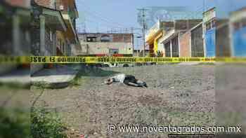 Lo asesinan en restaurante en Yuriria, Guanajuato - Noventa Grados