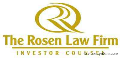 ROSEN, RECOGNIZED INVESTOR COUNSEL, Announces Filing of Securities Class Action on Behalf of Cardone Equity Fund V, LLC and Cardone Equity Fund VI, LLC Investors to Recover Losses from Cardone Capital, LLC and Grant Cardone