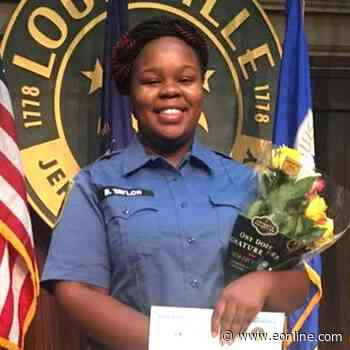 One of 3 Police Officers Involved in Breonna Taylor's Fatal Shooting Charged