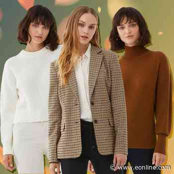 Walmart's New Free Assembly Clothing Line Is Perfect for Fall Layering