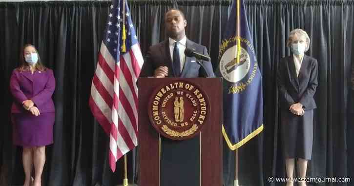 Breaking: Grand Jury Announces Breonna Taylor Indictment Decision, National Guard Activated