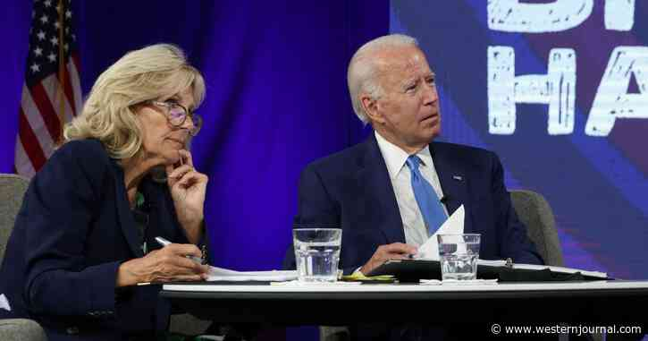 Jill Biden's First Husband: I Was Betrayed by the Bidens and I'm Backing Trump