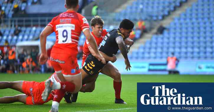 Wasps chief warns of deep cuts without government support