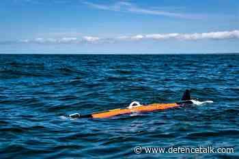 Riptide UUV-12 Launches BAE Into Medium Unmanned Undersea Vehicle Market