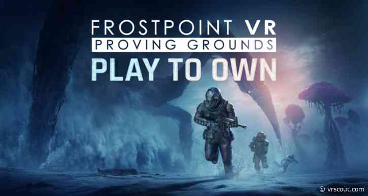 Fight For Your Chance At A Free Copy Of Team-Based Shooter 'Frostpoint VR'