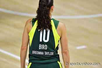 Athletes react to grand jury's decision in Breonna Taylor case