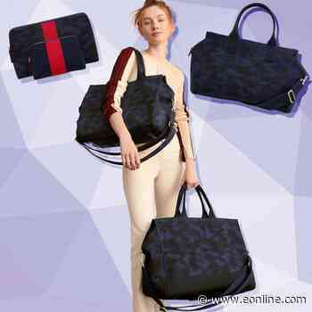 Make a Stylish Getaway With Rothy's New Travel Bag Collection