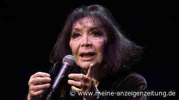 Große Trauer um eine der größten Sängerinnen Frankreichs - sie hatte eine besondere Beziehung zu Deutschland