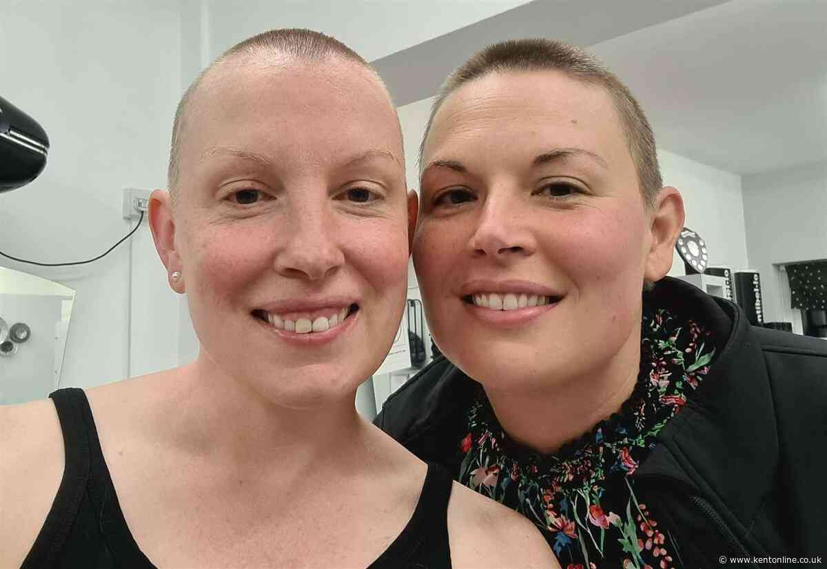 Cancer MP's praise for 'best sister ever'