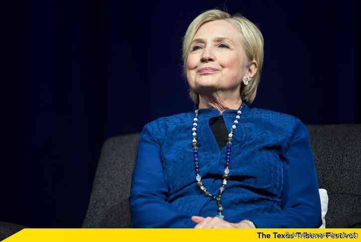 Watch Hillary Rodham Clinton on 2016, the 2020 election and more at The Texas Tribune Festival