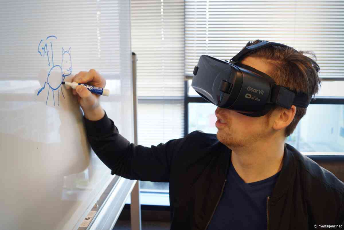 How The Use Of VR Technology Can Turn Education Into Entertainment - Men's Gear