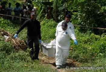 Investigan el asesinato de un joven en Simacota, Santander - RCN Radio