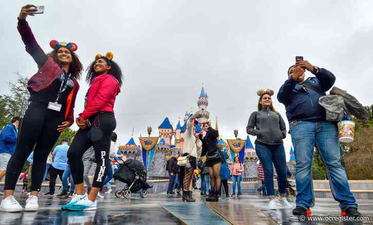 Park Life: Disneyland demands California theme parks reopen as Newsom promises guidelines 'very, very shortly'