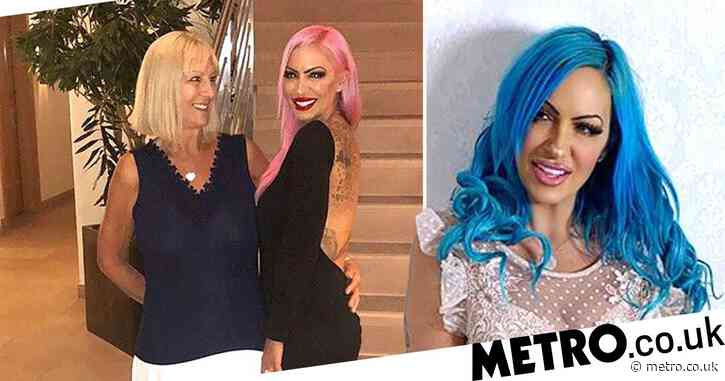 Jodie Marsh reveals 'classy and incredible' mum has died following cancer battle
