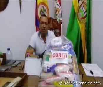 Presuntas irregularidades en contratos de mercados en Curití durante la pandemia - Canal TRO