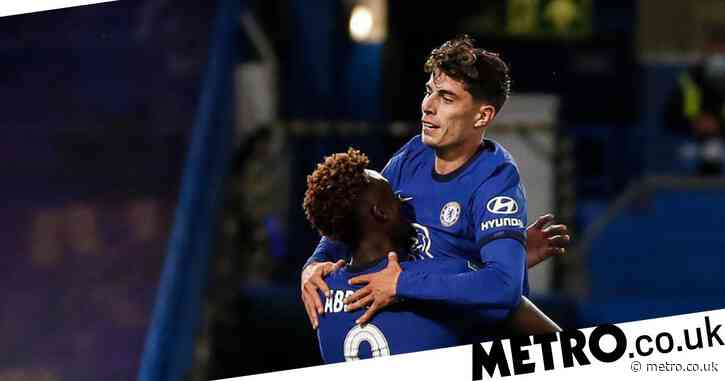 Frank Lampard reacts to Kai Havertz hat-trick after Chelsea thrash Barnsley