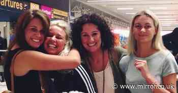 Brave daughters pay tribute to 'warrior' mum killed in Manchester terror attack