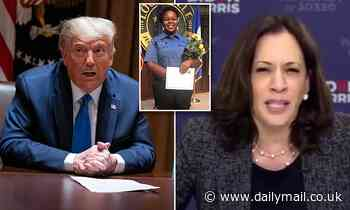 Donald Trump and Kamala Harris punt when asked about Breonna Taylor