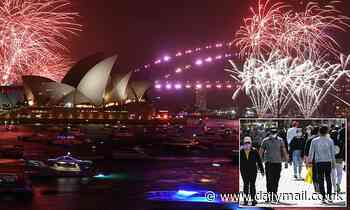 The NSW government says Sydney's New Year's Eve fireworks should go ahead