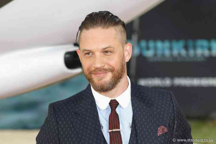 Betting suspended on Tom Hardy being cast as the next James Bond - Evening Standard