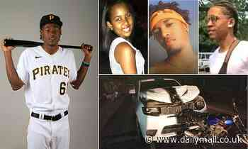 Pittsburgh Pirates prospect Oneil Cruz accused of drunk driving in crash that killed three