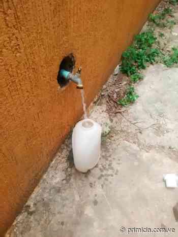 Reclaman agua potable en hogares de Ciudad Guayana - primicia.com.ve