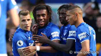 Iwobi scores and assists as Everton hammer Fleetwood Town in Carabao Cup