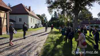 Raubkunst: Wanderausstellung zu Rose Valland eröffnet im Jagdschloss Schorfheide - Märkische Onlinezeitung