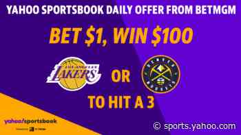 BETTING VIDEO: Yahoo Sports' NBA Daily Bets: Sep 23