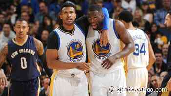 Leandro Barbosa loves Draymond Green, admits they had 'issues' at times