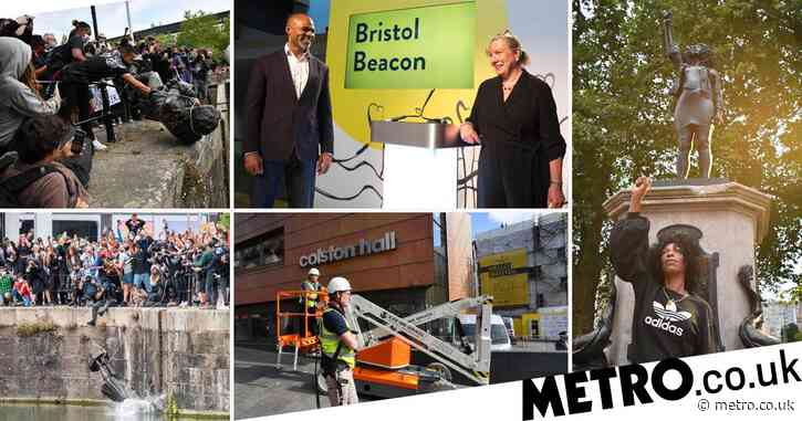 Colston Hall renamed Bristol Beacon to shake off association with slave trader