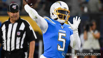 Tyrod Taylor injury: Chargers' team doctor punctured QB's lung before game, per report