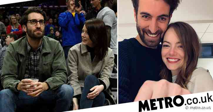 Emma Stone 'has married' fiance Dave McCary after nine months of engagement