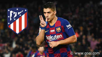 Suarez joins Atletico Madrid in €6 million transfer from Barcelona