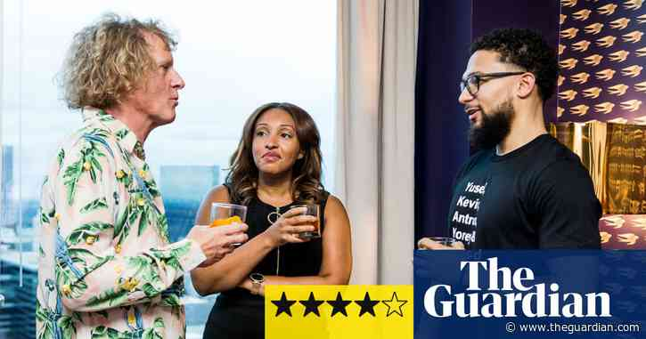 Grayson Perry's Big American Road Trip review – smart dispatches from a nation in crisis
