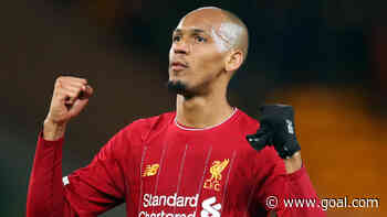 'It shows his character' - Fabinho's positional 'sacrifice' lauded by Liverpool assistant Ljinders