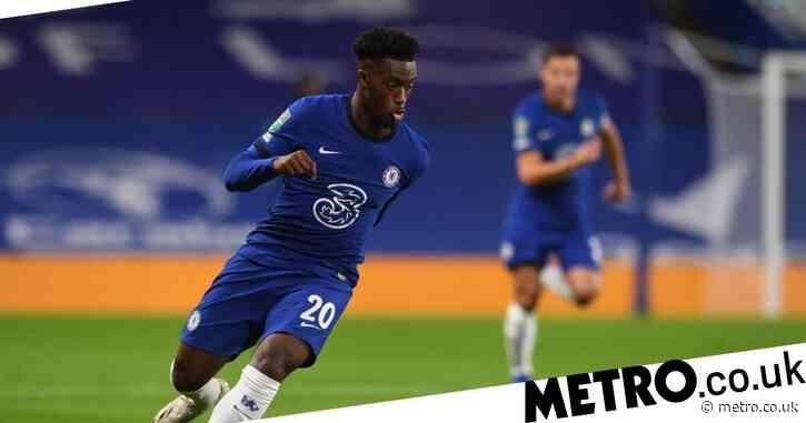 Frank Lampard rates Callum Hudson-Odoi performance amid Chelsea exit talk