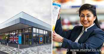 ADVERTORIAL: Aldi employee shares staggering salary you can earn as a manager – plus perks