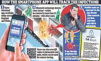 Four months later than planned, the mobile phone tracing tool will be launched across the country